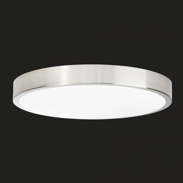 Mikel LED Deckenleuchte 38cm eisen/weiß AEG181085