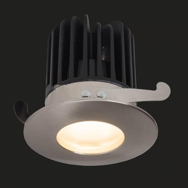 Verano LED Außen-Deckeneinbauleuchte eisen/glas matt AEG280027