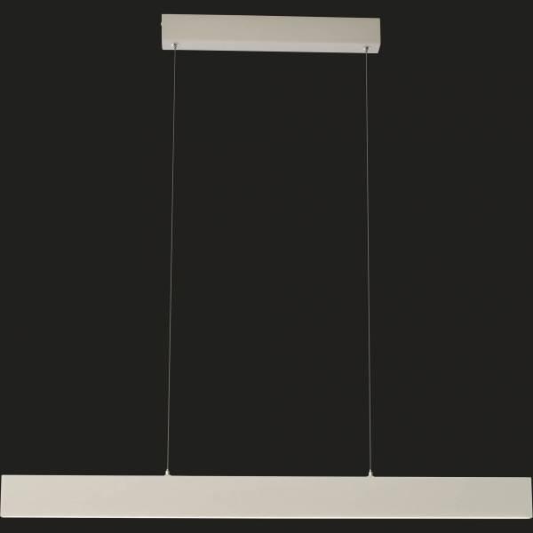 Aura LED Pendelleuchte 1flg weiß AEG161019