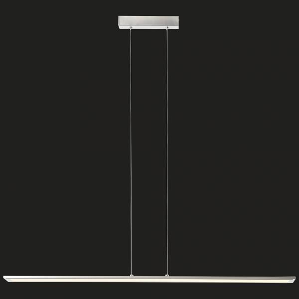 Markos WiZ LED Pendelleuchte Paneel 120x15cm nickel AEG161029